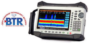 DS2831 Digital Cable TV Spectrum Analyzer